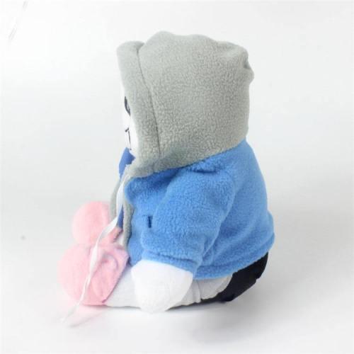 Sans Undertale Plush Doll Frisk Chara Cartoon Toys Kids Birthday Gifts