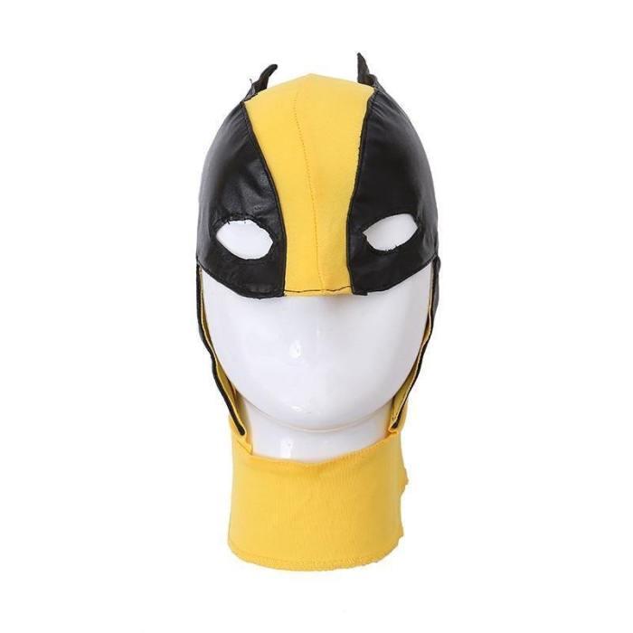 Boys X-Man Logan Origins Marvel Superhero Halloween Costumes Cosplay
