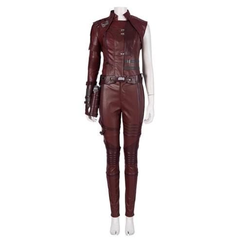 Avengers 4 : Endgame Nebula Outfit Cosplay Costume