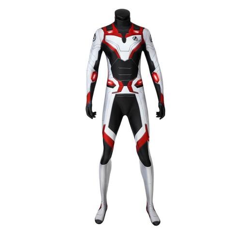 Avengers Endgame Quantum Jumpsuit Costume