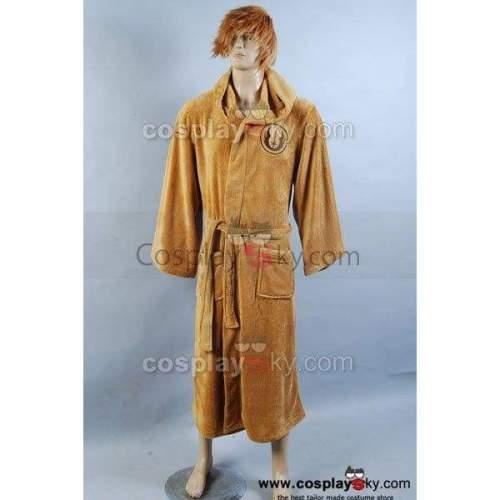 Star Wars Jedi  Bathrobe Bath Robe Coral Fleece Costume