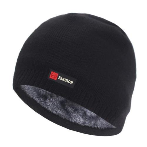 Soft And Comfy Knitted Winter Beanie