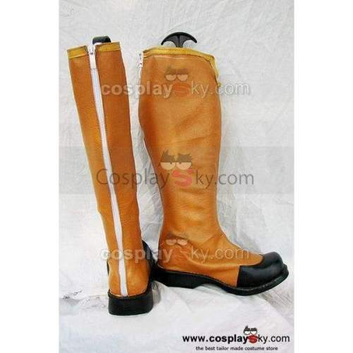 Tales Of The Abyss Guy Cecil Cosplay Boots Shoes