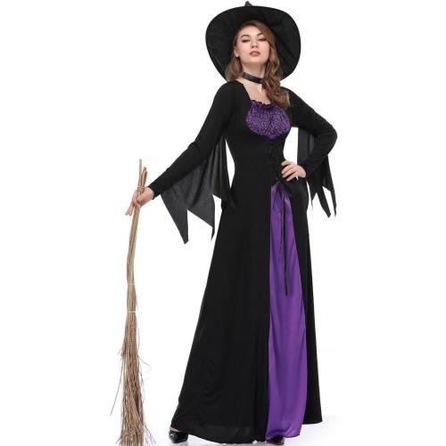 Halloween Witch Costume Black Dress Costumes