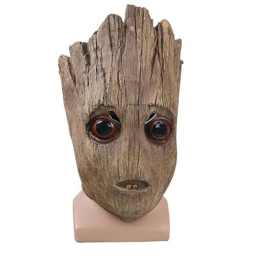 Guardians Of The Galaxy 2  Groot Cosplay Mask  Halloween Party Helmet