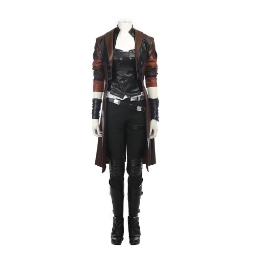 Guardians Of The Galaxy Cosplay Gamora Costume Halloween Party Cosplay Suit