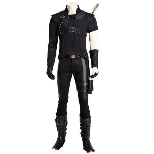 Captain America Civil War Clinton Barton Hawkeye Costume