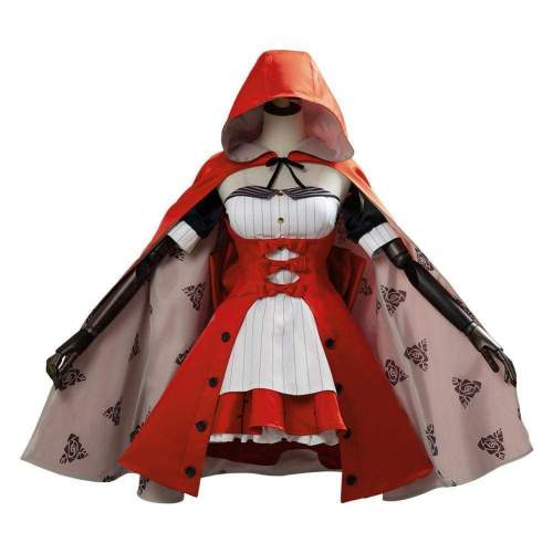 Fate/Grand Order Marie Antoinette Fourth Anniversary Cosplay Costume