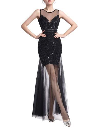 Elegant Fashion Slim Long Fishtail Dress