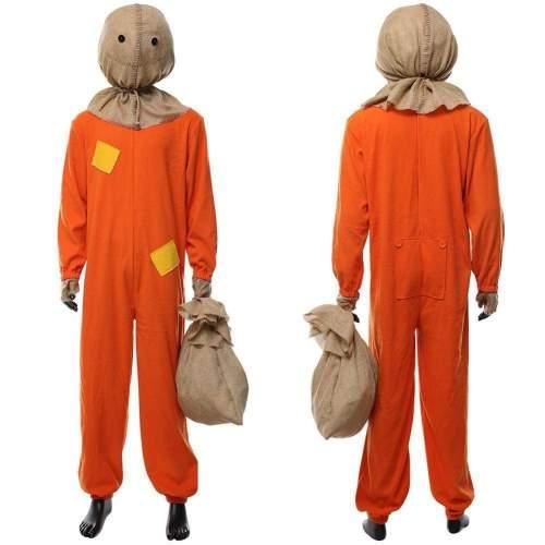 Trick 'R Treat Sam Halloween Uniform Cosplay Costume