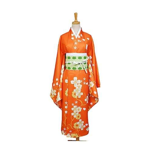 Super Danganronpa 2 Hiyoko Saionji Kimono Costume