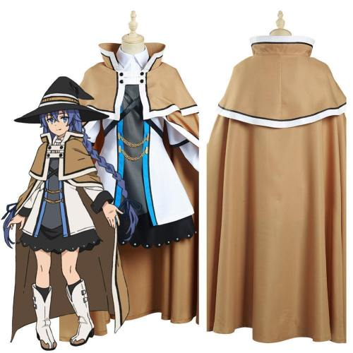 Mushoku Tensei: Jobless Reincarnation Roxy Migurdia Dress Outfits Halloween Carnival Suit Cosplay Costume