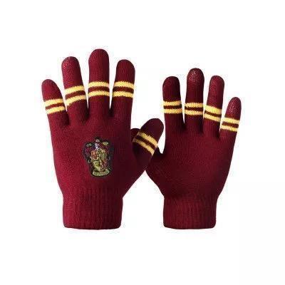 Cosplay Harry Potter Gryffindor/Hufflepuff/Slytherin/Ravenclaw Winter Warm Glove