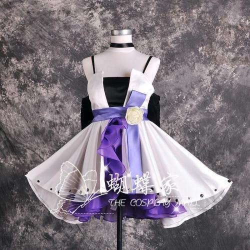 Vocaloid Haku Cosplay Dress/Costume