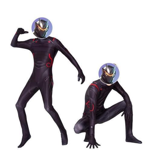 Fortnite Omega Jumpsuit For Men Halloween Costumes