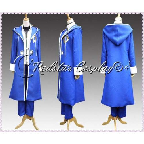 Jellal Fernandes from Fairy Tail Anime Cosplay Costume - Custom made in Any size