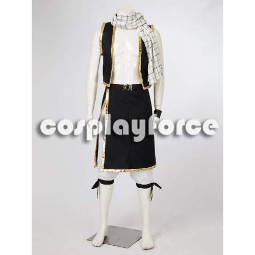 Fairy Tail Natsu Cosplay Costumes Outfits  Mp000115