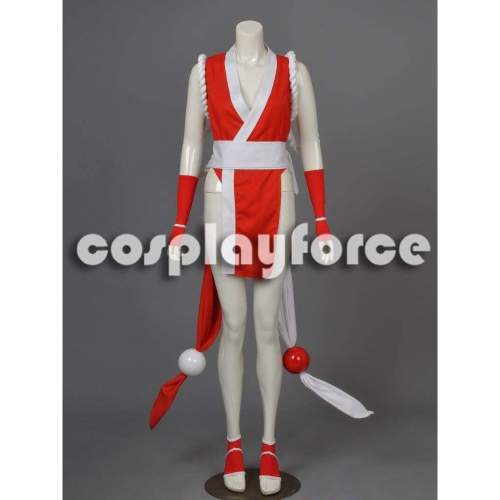 The King Of Fighters Shiranui Mai Cosplay Costume Mp002605