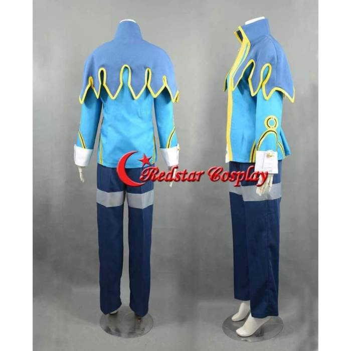 Lyon Vastia Cosplay Costume From Fairy Tail Anime - Costume Made In Any Size
