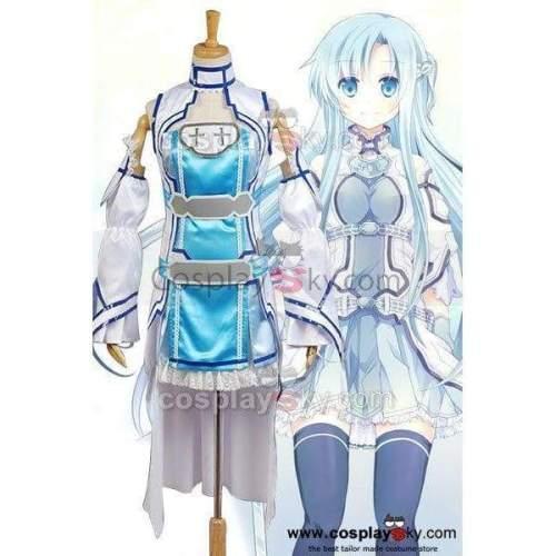 Sword Art Online Alfheim Online Asuna Y?Ki Cosplay Costume