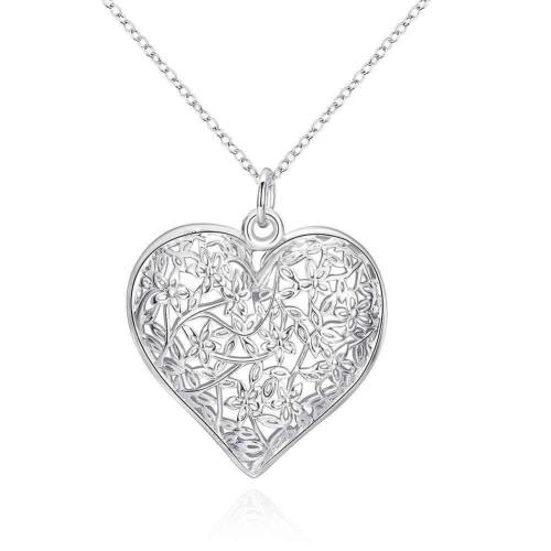 Heart-Shaped Forever Necklace