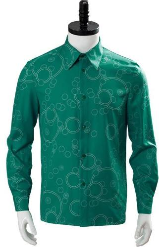 Joker Joaquin Phoenix Arthur Fleck Shirt Cosplay Costume