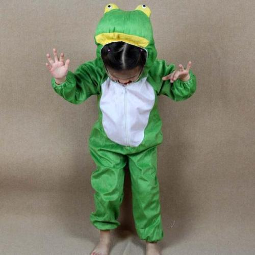 Cartoon Children Kids Animals Costumes Cosplay Clothing Jumpsuit  For Boy Girl