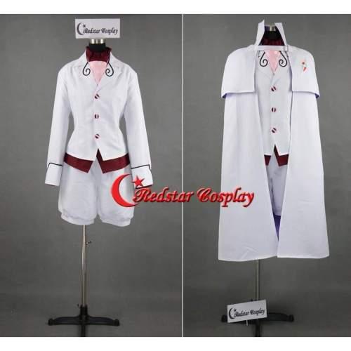 Mephisto Pheles Cosplay Costume From Ao No Exorcist Custom In Any Size