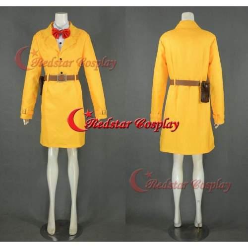 Emmy Altava Cosplay Costume From Professor Layton