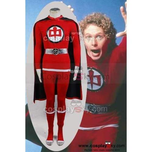 Greatest American Hero William Katt Superhero Flying Suit Costume