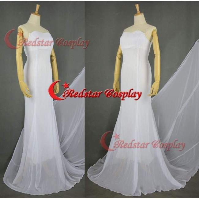 Neo Queen Serenity Cosplay Dress From Sailor Moon Princess Serenity Wedding Dress Style