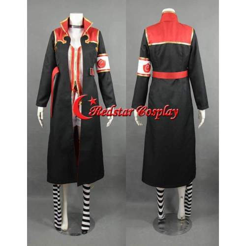 Cul Cosplay Costume From Vocaloid 3 - Costume Made In Any Size
