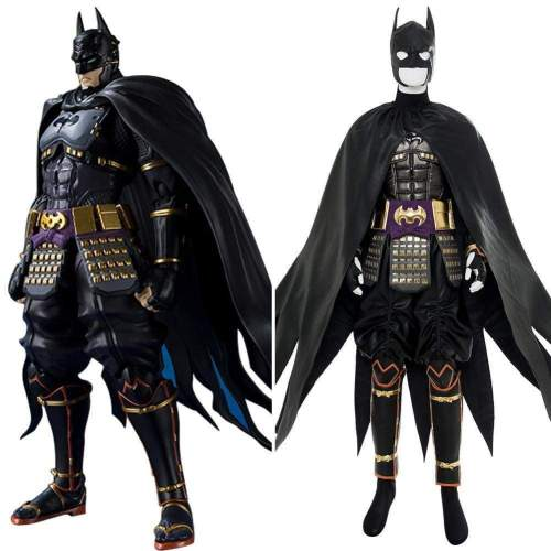 Movie Batman Ninja Batman Outfit Suit Cosplay Costume Action Figure Version Japanese Style