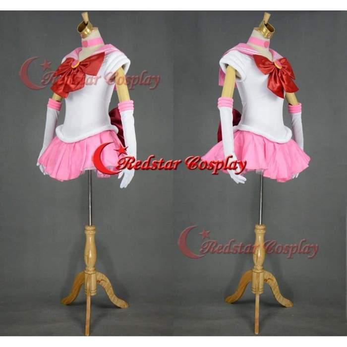 Sailor Moon Chibi Usa Cosplay Costume Sailormoon Uniform Dress Custom In Any Size