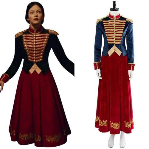 The Nutcracker And The Four Realms Clara Cosplay Costume