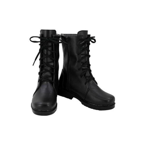 Tomb Raider Lara Croft Cosplay Shoes Boots