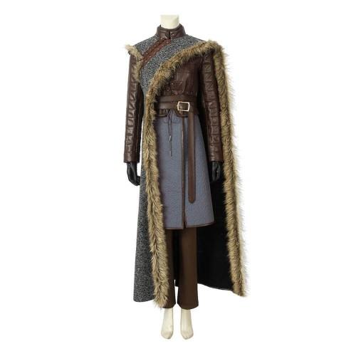 Game Of Thrones Season 8 Arya Stark Costume