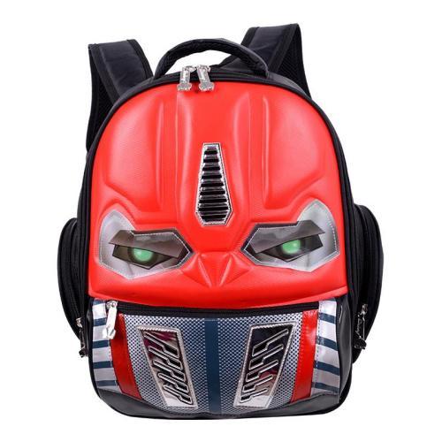3D Transformers Rucksack Backpack