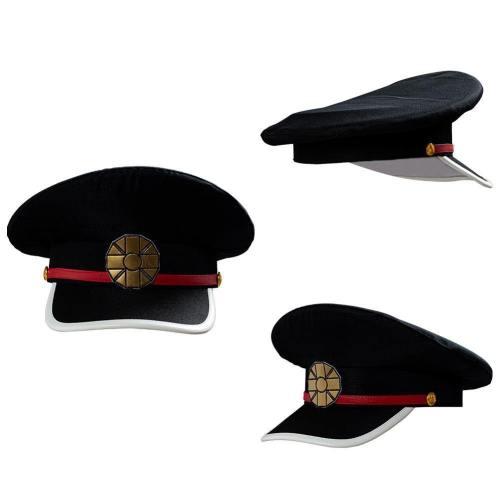 Toilet-Bound Hanako-Kun Hanako-Kun Hat Cap Cosplay Props