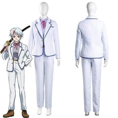 Yashahime: Princess Half-Demon Higurashi Towa Shirt Pants Uniform Outfits Halloween Carnival Suit Cosplay Costume