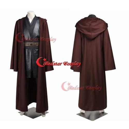 Star Wars Anakin Skywalker Darth Vader 3 Cosplay Costume