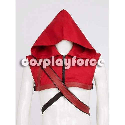 Green Arrow Oliver Queen America Red Arrow Cosplay Costume Quiver+Hood
