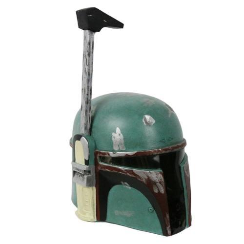 Star Wars Boba Fett Helmet Halloween Carnival Suit Accessories Cosplay Accessories