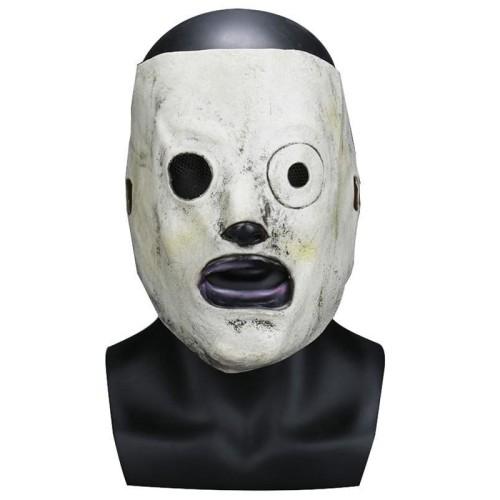 Horror Halloween Mask Slipknot Corey Taylor Mask Adults Latex