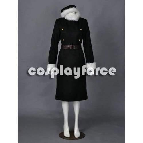 Fairy Tail Juvia Lockser Uniform for Cosplay