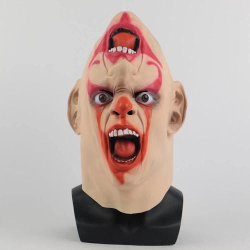 Cosplay Scary Halloween Handstand Clown Joker Mask Zombie Horror Masquerade Mask Halloween Party Props