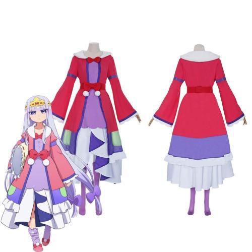 Anime Sleepy Princess In The Demon Castle/Maoujou De Oyasumi --Aurora Suya Rhys Kaymin Halloween Carnival Outfit Cosplay Costume