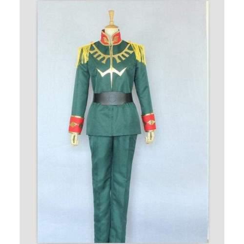 Gundam Gihren Zabi Cosplay Costume