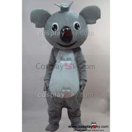 Koala Mascot Costume Fancy Dress Outfit