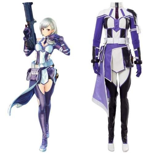Sword Art Online: Fatal Bullet Zeliskam Cosplay Costume